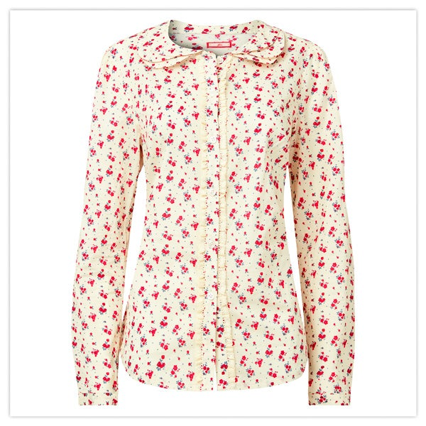 Sweet Ditsy Blouse