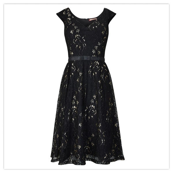 Lacy Party Dress