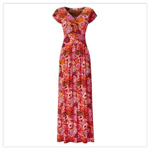 Glamarous Button Through Dress
