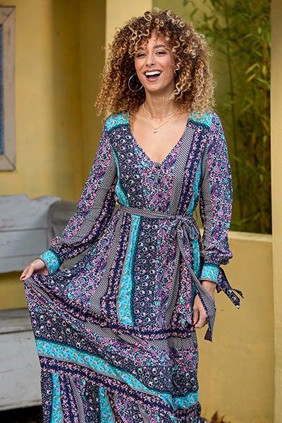 Brilliant Boho Dress
