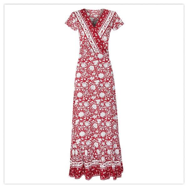 Ravishing Wrap Dress
