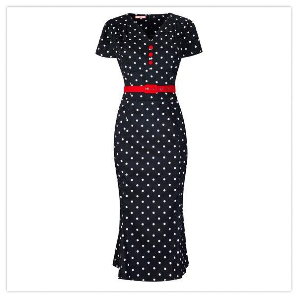 Retro Inspired Dress