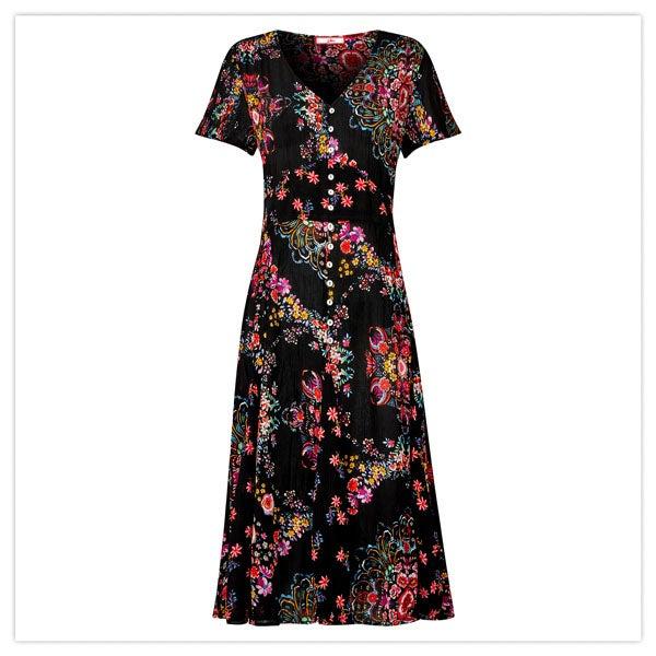 Pop Of Bright Dress