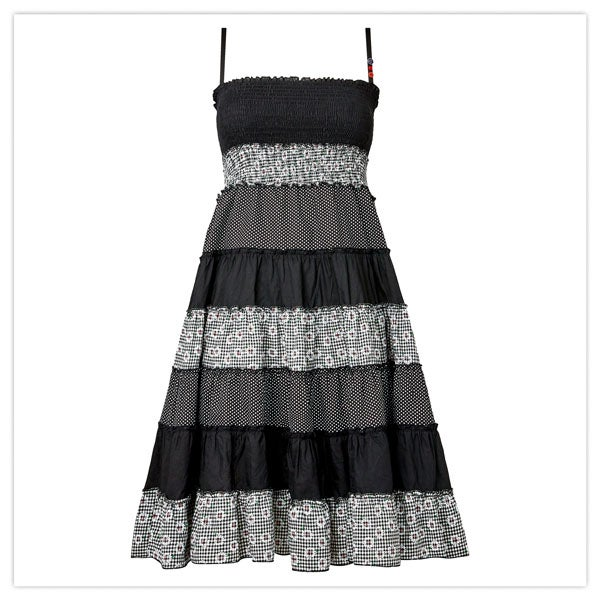 Shirred Perfection Dress