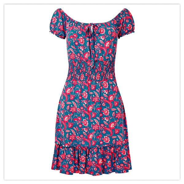 Flirty Mini Dress