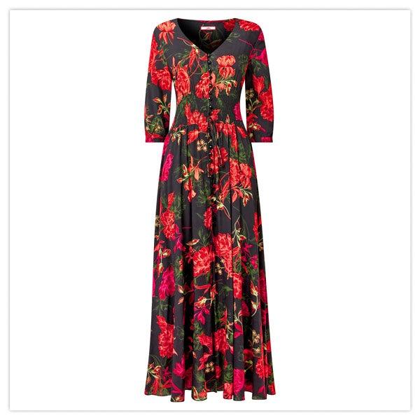 Fascinating Floral Dress