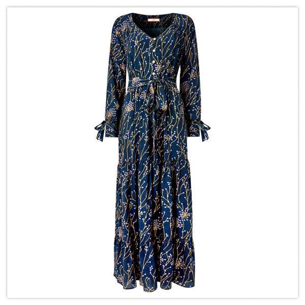 FLoating Dandellion Dress