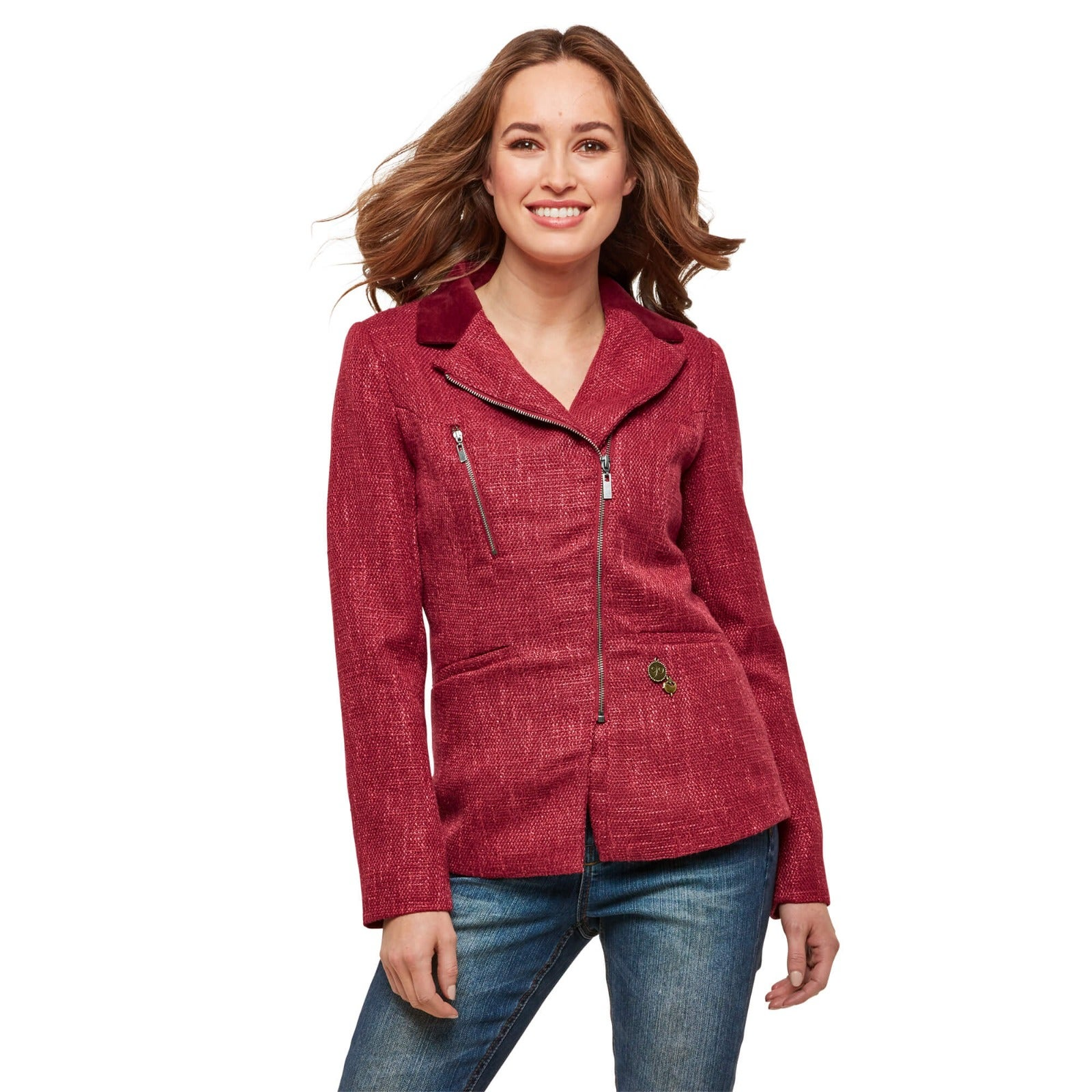 Zealous Zip Jacket