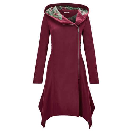 Touch Of Velvet Coat