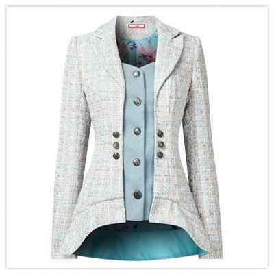 Beautiful Boucle Jacket