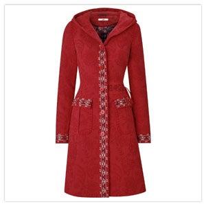 Jazzy Jacquard Jacket