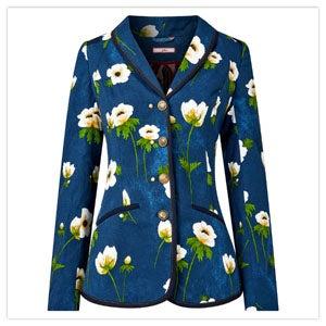 Fabulous Floral Jacket