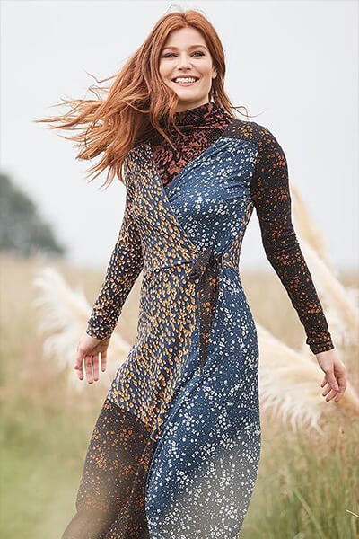 Mystical Mix Dress