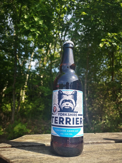 Yorkshire Terrier - Yorkshire Amber Ale
