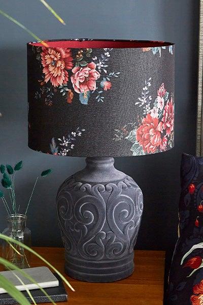 Beautiful Baroque Table Lamp