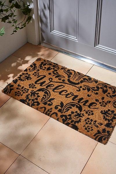 Brilliantly Baroque Doormat
