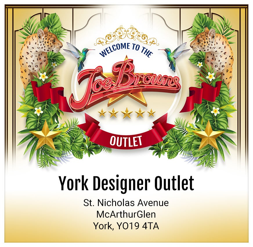 York Designer Oulet - Take A Closer Look