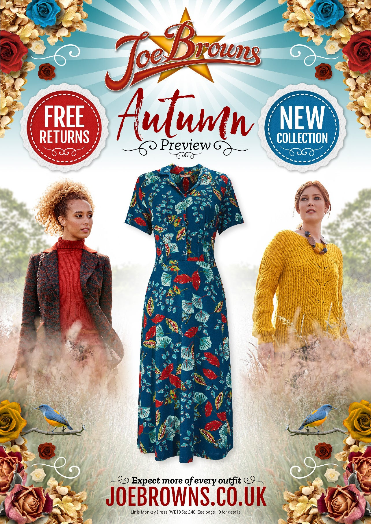 Joe Browns Autumn Preview Online Catalogue