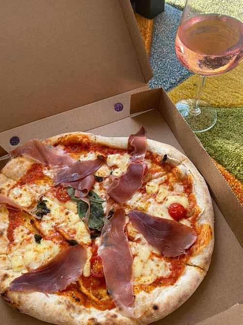 Pizzaface, Brighton
