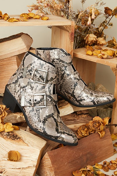 Glory Days Ankle Boots