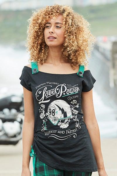 Love Power Tee