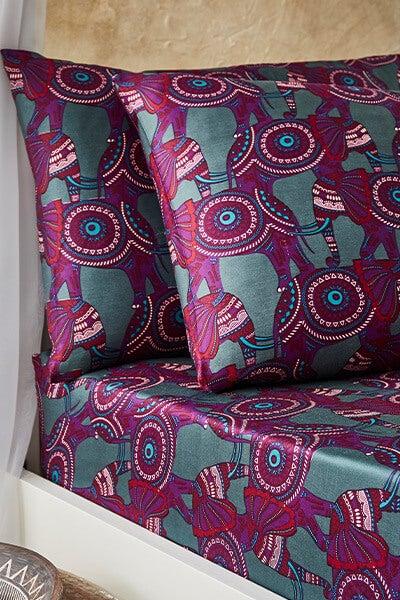 Brilliant Printed Floral Bedding