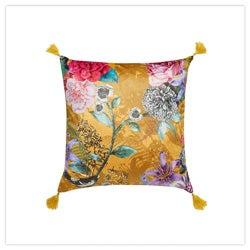 Flowerful Reversible Cushion