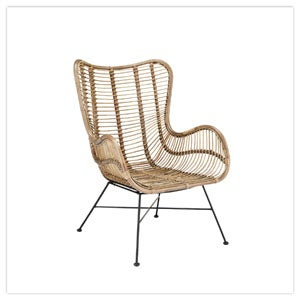 Wonderful Wicker Chair