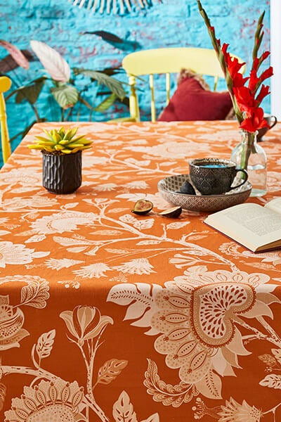 Escape to Africa Tablecloth